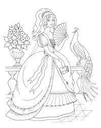 disney princess coloring book pages princess coloring book pages coloring page 12 peacock princess