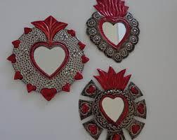 mirror ornament etsy
