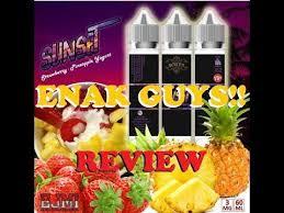 Green Bean By Ejmi E Liquid Vape Vapor Kacang Hijau review e liquid e juice indonesia grean bean ejmi