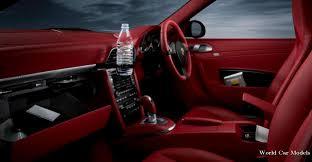 Panamera Red Interior Porsche Panamera White Red Interior Image 183