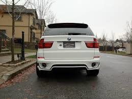 Bmw X5 White - 2012 bmw x5 e70 alpine white bamboo cinammon 22