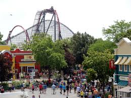 Six Flags In America Six Flags Great America Summer 2014 Update Coaster101