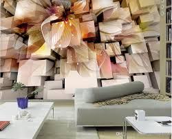 custom any size fashion 3d home decor 3d stereo fantasy living