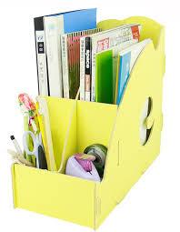 Desk Storage Organizers Desk Storage Expander File Holder File Folder Organiser Wooden
