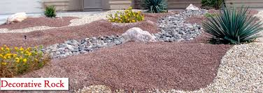 Decorative Rock Landscaping Rapid Materials We Have All Types Of Rock