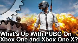 pubg xbox one x vs pc pubg xbox one x vs xbox one early access frame rate test youtube