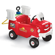 jeep fire truck spray u0026 rescue fire truck at little tikes