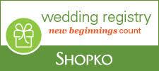 shopko wedding registry 2014 march the page nebraska wedding day