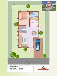 South Facing Duplex House Floor Plans by Vakil Hosur Hills Floor Plans