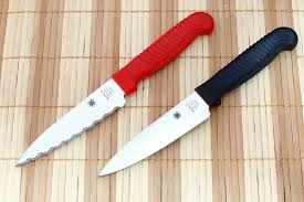 Fallkniven Kitchen Knives by Spyderco Paring Knife 4