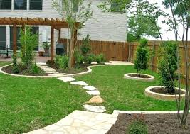 Inexpensive Backyard Landscaping Ideas Cheap Backyard Designandcode Club