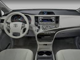 2014 toyota sienna price photos reviews u0026 features