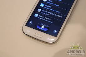 samsung is a siri rival for galaxy iii android community