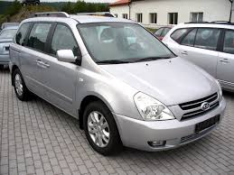 kia carnival 2 9 2007 auto images and specification
