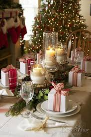 christmas decor for round tables top 50 christmas tablescapes christmas celebration all about