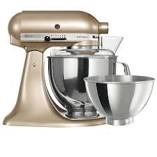 kitchenaid ksm160 stand mixer champagne gold limited edition