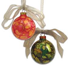 adirondack ink ornaments ranger ink and