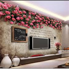 online buy wholesale livingroom wallpaper flower from china