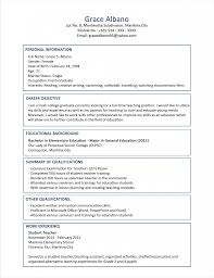 Free Printable Blank Resume Forms Free Printable Resume Templates Microsoft Word Best Business