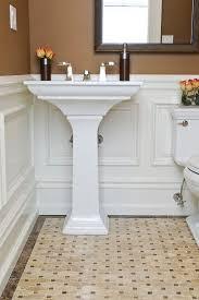 Bathroom Wainscotting Panelled Bathroom Traditional Apinfectologia Org