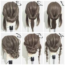 cool step by step hairstyles easy cool hairstyles for medium hair cool summer hairstyles for