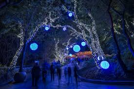 when do the zoo lights end best christmas light displays in los angeles