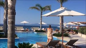 miraggio thermal spa resort halkidiki greece u003d the palm pool