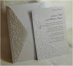 embossed wedding invitations embossed wedding invitations party invitations