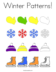 winter hat coloring pages hat patterns coloring page twisty noodle