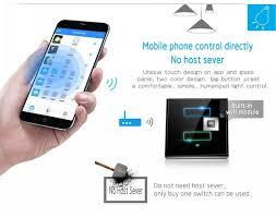 wifi controlled light switch smart wifi swich beyond zigbee home automation phone wifi controlled