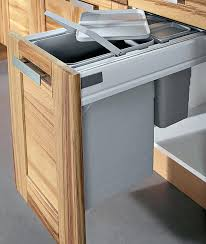 poubelle pour meuble de cuisine meuble cache poubelle cuisine agrandir la poubelle de cuisine