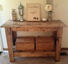 bedroom console table beautiful rustic console table 50 about remodel home bedroom