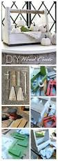 diy reclaimed wood crate confessions of a serial do it yourselfer