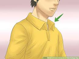 3 ways to dress classy for a new college guy wikihow