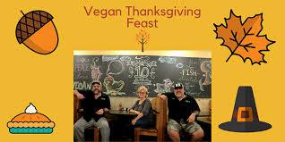 vegan thanksgiving feast green vegetarian cuisine and coffee