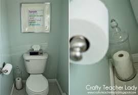 Bathroom Apothecary Jar Ideas Colors Crafty Teacher Lady The Bathroom