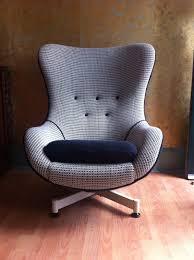 Reupholster Egg Chair Original 1960s Thomas U0026 Greaves Egg Chair Mid Century Mod
