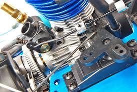 radio controlled hsp nitro bug crusher pro blue u0026white monster
