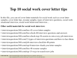 ideas collection entry level social work cover letter sample with