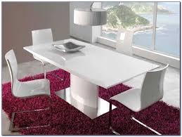 Table Salle A Manger Blanc Laque Conforama Charmant Table Salle A Manger Design Blanc Laque Collection Avec Charmant