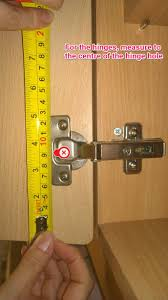 door hinges kitchenbeforeafter change cabinet hinges to hidden
