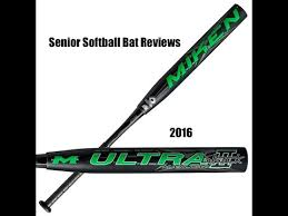 senior softball bat reviews senior softball bat reviews 2016 miken ultra 2 maxload