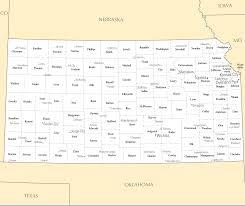 Map Of Missouri Cities Kansas Cities Map Usa Kansas Map Travel Across The Usa Map Of