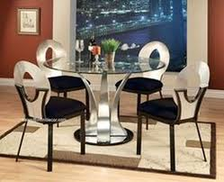 Glass Topped Dining Table And Chairs Awe Inspiring Glass Top Dining Tables Home Design And Home