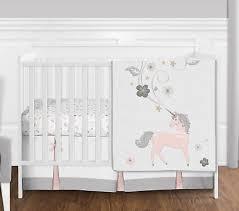 Ballerina Crib Bedding Set A Luxury Pink Ballerina Discount Designer Baby Bumperless