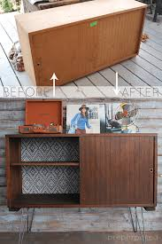 mcm furniture mcm buffet themed furniture makeover day brepurposed