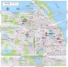 French Quarter Map Large Hanoi Maps For Free Download And Print High Resolution And
