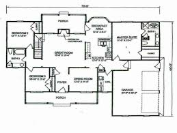 4 bedroom house plans with basement simple 4 bedroom house plan home design ideas