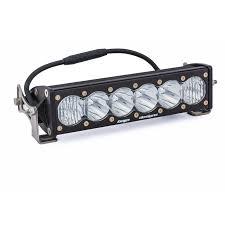 Four Wheeler Light Bar Off Road Atv Hid U0026 Led Lights Atv Light Bars Baja Designs