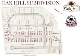 the neighborhood oak hill subdivision